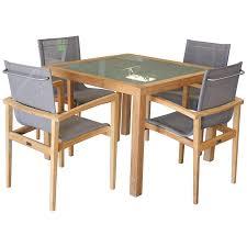 Teak Dining Room Set Viyet Designer Furniture Seating Janus Et Cie Teak Dining