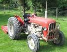 Avis 42-8 de la marque Massey-Ferguson - Tracteurs agricoles