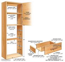 pantry cabinet closetmaid pantry cabinet with how to build a