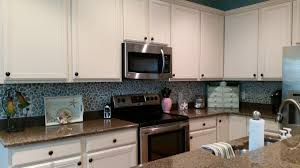 sea green pebble tile kitchen backsplash subway outlet idolza