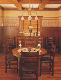 arts and crafts movement craftsman bungalow mission style