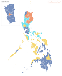Metro Manila Map by Off The Map An Alternative Way Of Visualizing The Philippine