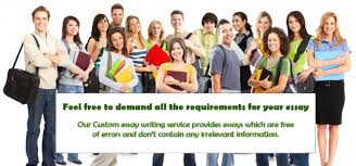 Offering Custom essay writing service With Integrity and