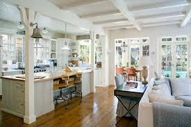 kitchen family room floor plans gallery also open concept design