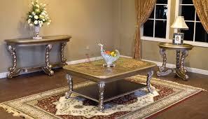 alya rectangle coffee table web art gallery living room table set