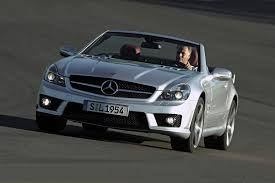 mercedes benz sl class amg review 2002 2011 parkers