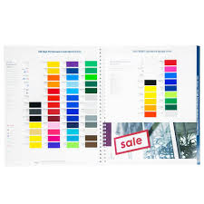 Paint Selector by Avery Dennison 2017 Vinyl Color Selector Guide