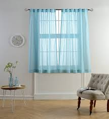 tips u0026 ideas for choosing bathroom window curtains with photos