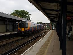 Barnes Bridge railway station
