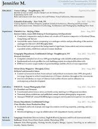 Liaison Resume Sample by Resume Samples Types Of Resume Formats Examples And Templates