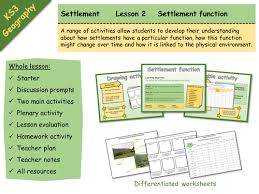 KS  Geography Geographical features Bundle