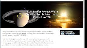 top secret nasa project the lucifer project must see youtube