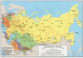 Blank Physical Map Of Russia by Historical Maps Of Russia