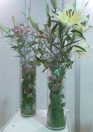 accessories delectable tall glass unusual flower vase and