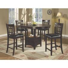 dining tables 9 piece square dining set bar height dining table