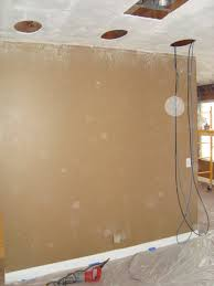 home theater installer 5 1 home theater in ceiling speaker installation u2013 before and