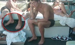 Fotos comprometedoras de Cristiano Ronaldo