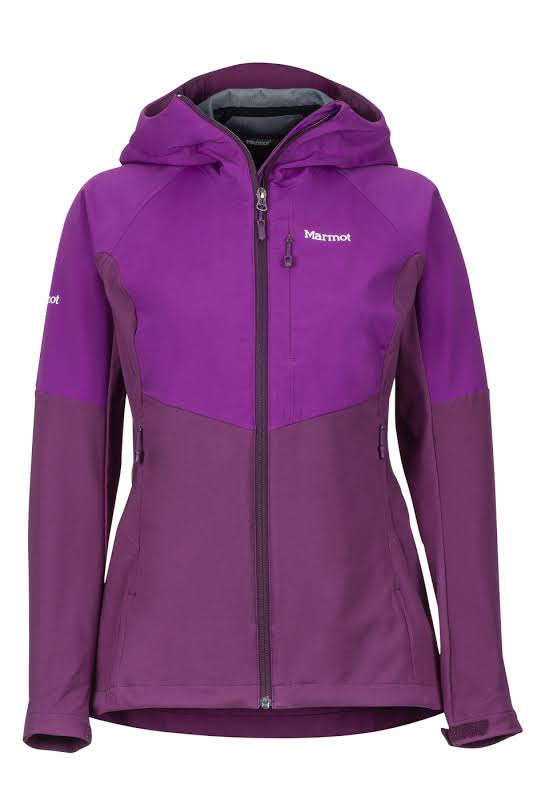 Marmot ROM Jacket Grape/Dark Purple Large 85370-5772-L