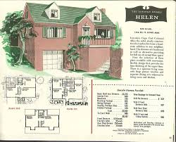 Split Level Ranch Floor Plans Factory Built Houses 28 Pages Of Lincoln Homes From 1955 Retro