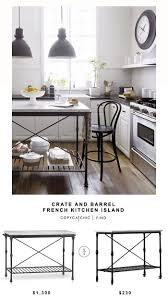 Cooking Islands For Kitchens Best 25 Industrial Kitchen Island Ideas On Pinterest Industrial