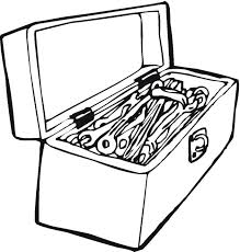 coloring pages of tools tools sign cliparts cliparts zone