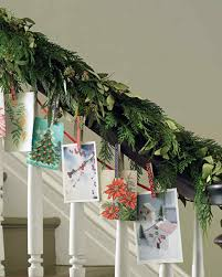 Decorative Garlands Home by Make Your Own Christmas Garlands Martha Stewart