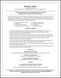 Car Sales Consultant Job Description Resume by Sample Resume Written To Land A Blue Collar Job