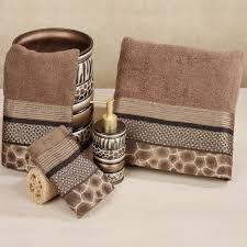 Moose Bathroom Accessories by Wonderful Brown Bath Towels Clearance Rustic Moose Bath Towel Set