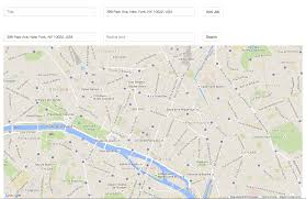 Google Map Usa by Meteor Reactive Location Search Engine With Mongodb And Google