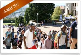 University of Cape Town   Welcome to UCT online  O Week