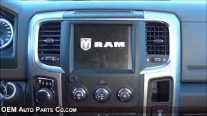 2013 2018 infotainment ram truck factory gps navigation 8 4 inch