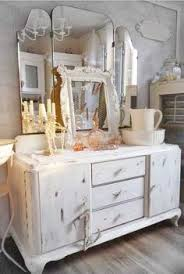 White Shabby Chic Dressing Table by Stunning White Antique Vanity With Mirror And Bench A Cottage