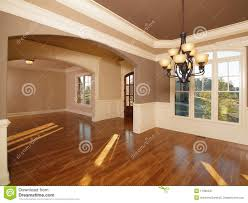 model luxury home interior front entrance rooms royalty free stock