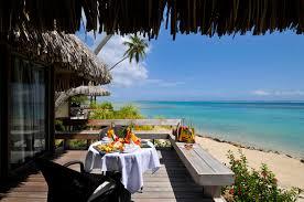 intercontinental moorea resort and spa travel pacific