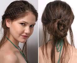 Sugestões de penteados para cabelos lisos