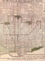 Public Transit Chicago Map by Chicago U0027 U0027l U0027 U0027 Org Operations Signals U0026 Markers U003e Marker Lights
