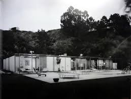 Mid Century home of Case Study Architect Kemper Nomland Seattle Dream Homes Case Study House       Bailey House   Pierre Koenig          Included in