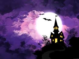 wallpaper scary haunted house my hd wallpapers