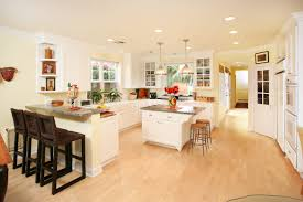 Crown Moulding Kitchen Cabinets Furniture Custom Kitchen Islands With Granite Countertop And