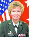 Kathryn George Frost, Major General, United States Army - kgfrost-usa-photo-01