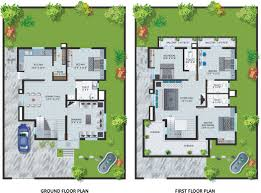 modern bungalow house designs and floor plans and prices modern