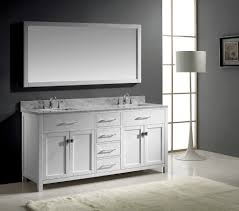 contemporary bathroom mirrors framed idea just framing a makes