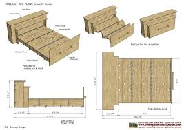 Diy Bedroom Set Plans 25 Best Roll Out Bed Ideas On Pinterest Hide A Bed Small Beds
