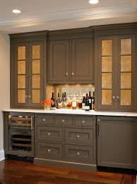 Staining Kitchen Cabinets Pictures Ideas  Tips From HGTV HGTV - Good color for kitchen cabinets