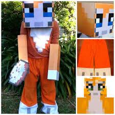 Halloween Minecraft Costume Book Week 2014 Stampy Longnose Book Week 2014 Book Week