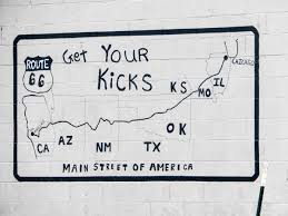 Route 66 Arizona Map by Route 66 Village U2013 Tulsa Oklahoma Travels In America