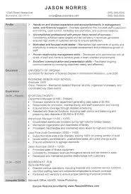 Sample Resume  Writing A Cv Retail India Student