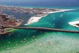 Destin Florida Map by Destin Top 10 Locals List Florida Travelchannelcom Destin Florida