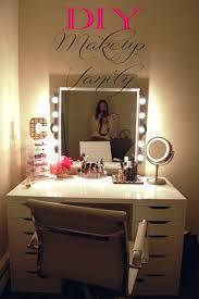 Bedroom Vanity Furniture Canada Mirrored Makeup Vanity Canada Makeup Vidalondon