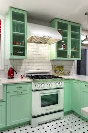 pastel green kitchen ideas wall mounted cabinets rustic range pastel green kitchen ideas wall mounted cabinets rustic range white ceramic tile backsplash solid surface countertop